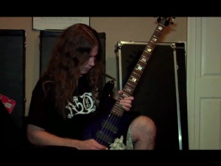 Cannibal Corpse. The Making of Evisceration Plague. Бонус на русском языке!