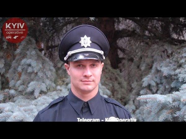 Колишній очільник харківської патрульки затриманий п'яний за кермом, спричиняв супротив
