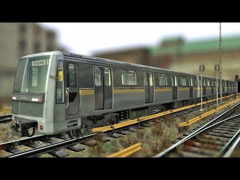 Яуза на Оранжевой линии метро! - Garry's Mod Metrostroi
