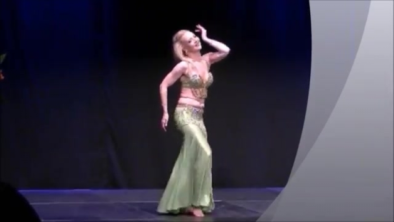 Maizena improvisation, Danish Open Bellydance 2012 (mavedans) 20937