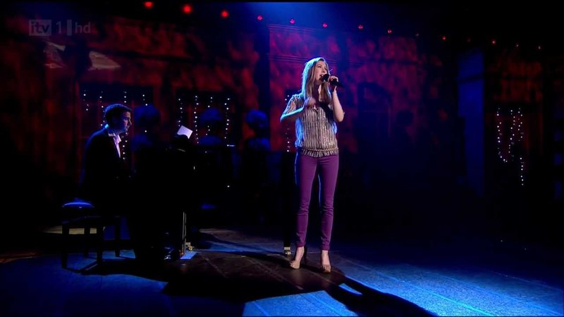 Both Sides Now - Hayley Westenra (Alan Titchmarsh Show 24 Feb 2012)