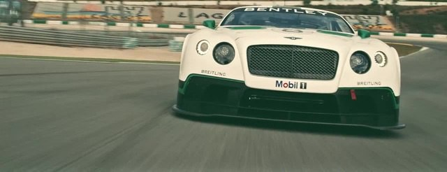 Bentley GT3 - Brutal Sound