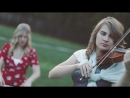 Mary Did You Know Violin and Piano Cover Taylor Davis Lara de Wit
