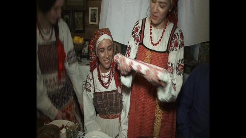 МАСЛЕНИЦА НА ВЯТКЕ РЕН ТВ Киров - ИКК МИР - СУББОТА