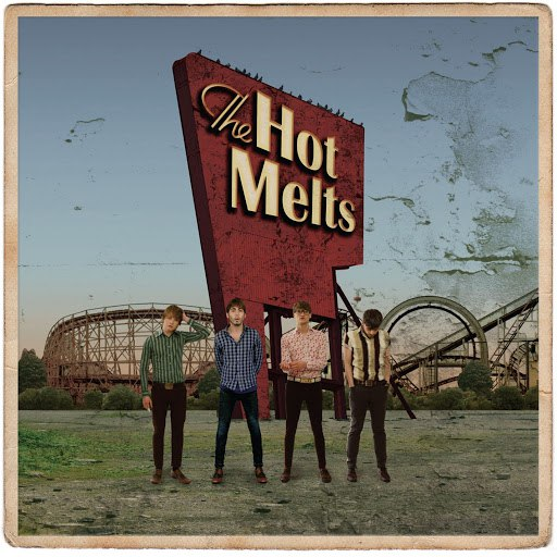 The Hot Melts альбом The Hot Melts [Bonus Track Version]