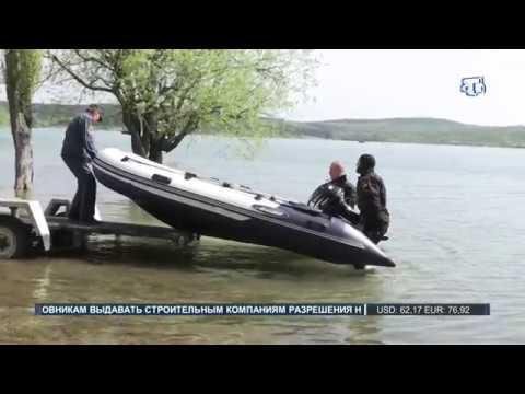 Сюжет ТРК МИЛЛЕТ В Симферополе проводят операцию по спасению заложников водной стихии