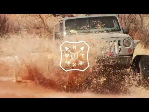 Nitto Grapplers 2018 Moab Jeep Adventure 4k JL