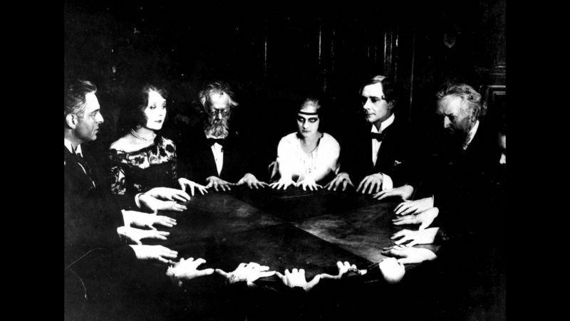 Доктор Мабузе, игрок 1922 / Dr. Mabuse, der Spieler / Фриц Ланг