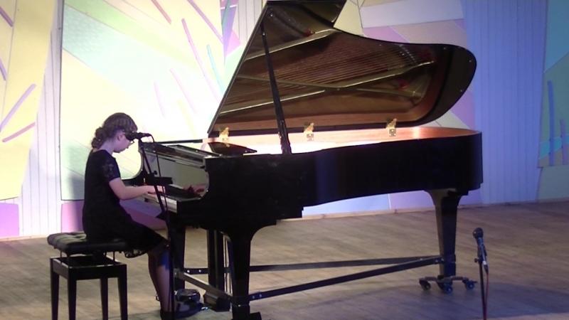 Концерт фортепианного отд.шк. Синисало. Шопен. Ноктюрн до диез минор.