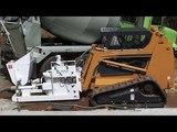 BLASTCRETE RD6536 (аналог MAINSTAY PORTAMORTAR) - бетононасос 76 м, на мини-погрузчик