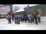 Зимний спортивный праздник ОДК СТАР - Песня пиратов