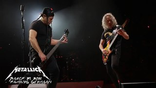 Metallica's Rob & Kirk playing Michael Schenker/UFO Into The Arena & Rock Bottom Hamburg, Germany