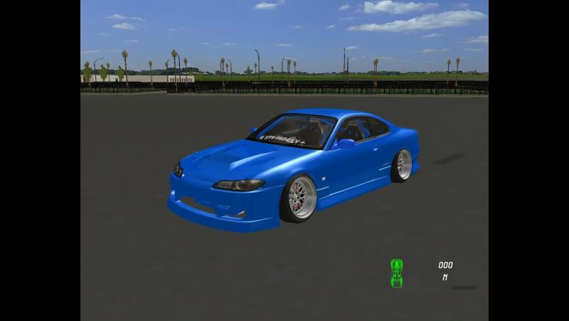Nissan Silvia S15 STILOVDAYLI V 0.5 StreetLegal_Redline SLRR