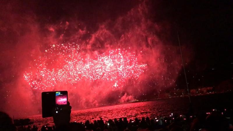 С Новым 2018 годом! Zürich
