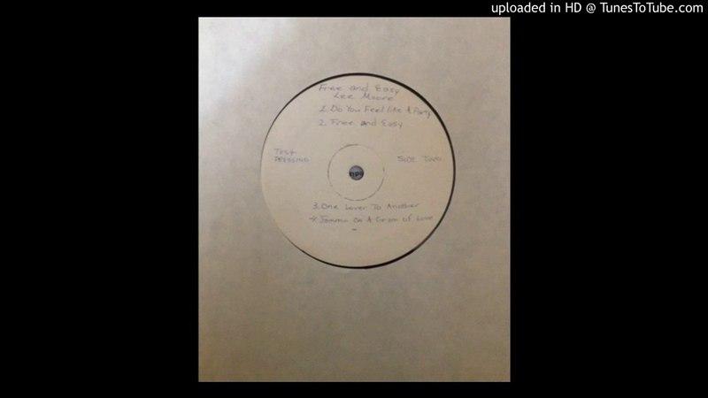 Lee Moore – Jammin On A Gram Of Love (1981)