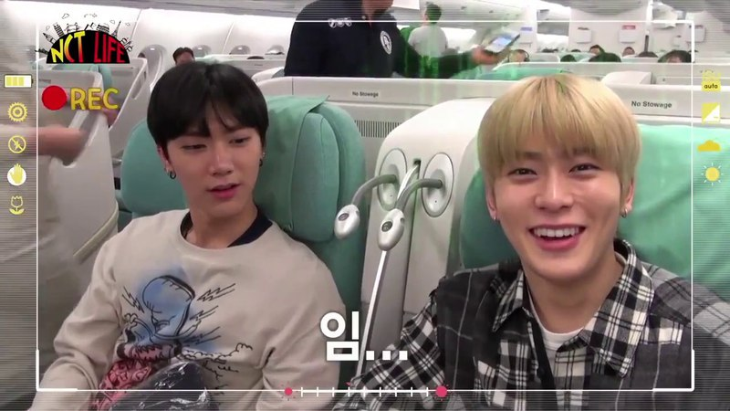 NCT LIFE in Chiang Mai Funny Moments