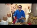 Мастер классы по плетению из лозы и лыка на выставке в ММНК НТМ