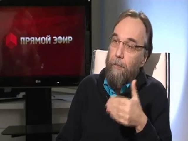 Дугин о слове рашка и о русском либерализме