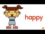 Feelings and Emotion Chant - Adjectives for Kids by ELF Learning