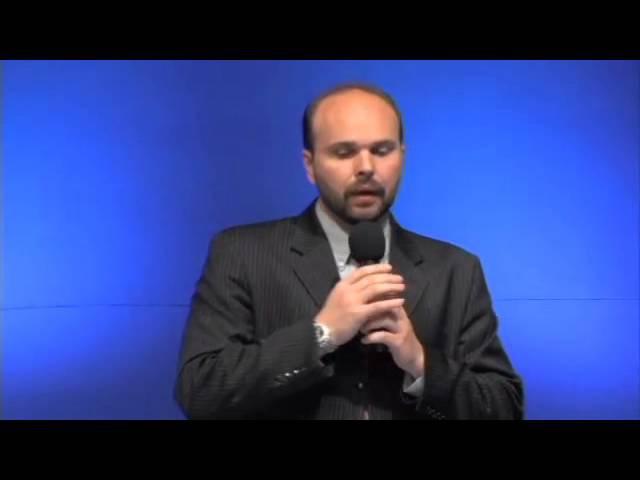 Виталий Олийник: Богач и Лазарь -- часть I.mov