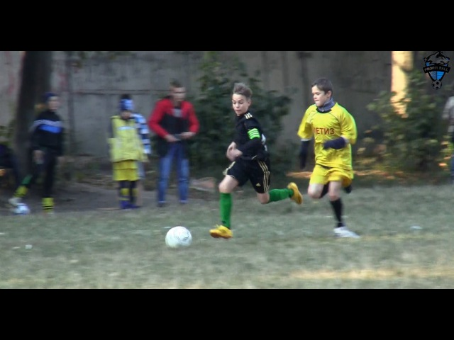 гравці F.S.ProffiBall на грі першості області проти Іскри (14/10/2015)