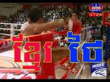 Khmer Thai Boxing, Meurn Sok Huch Vs  Super Chai (Thai) 14 June 2015