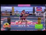 Khmer Thai Boxing, Sok Thy Vs Khomlek (Tha)i 07 June 2015