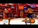 Khmer Thai Boxing, Souy Yeakteur Vs Sor Reachsey 14 June 2015
