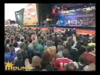 Mohamed Mounir   Danube Festival - محمد منير - الليله يا سمرا