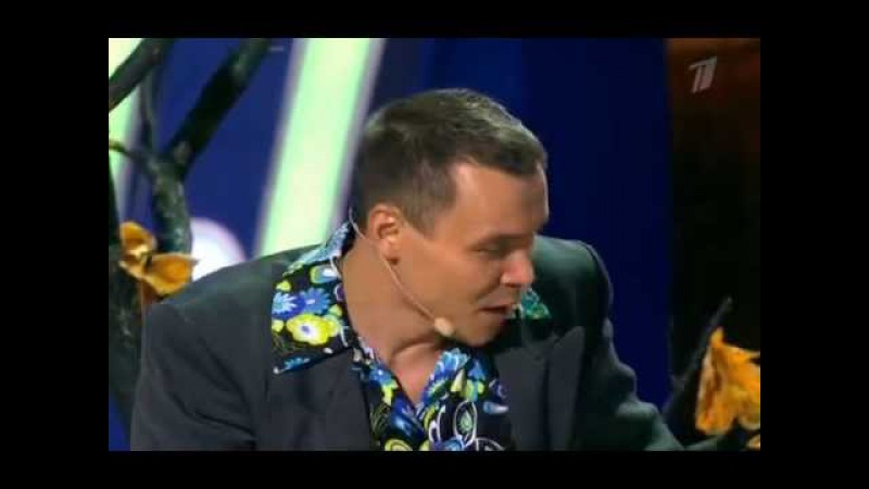 Чувство Юмора Третий выпуск Ольга Картункова