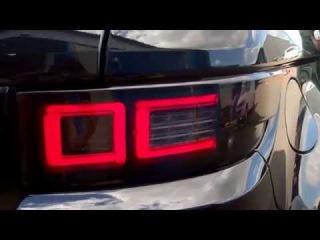 Range Rover Evoque фонари Dectane