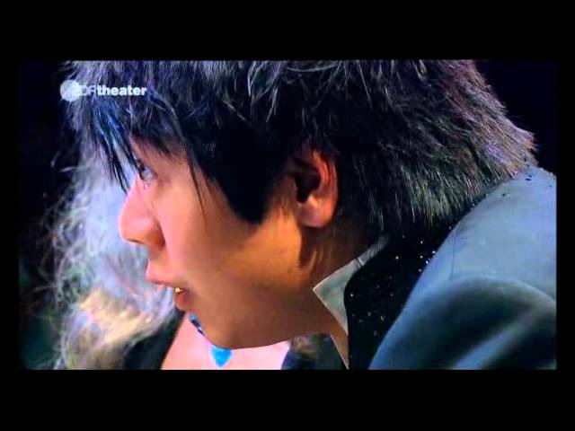 Martha Argerich and Lang Lang Ma mère loye (Равель Моя матушка гусыня)