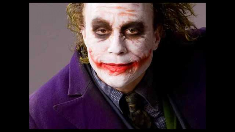 Heath Ledger as The Joker [PHOTO ANTHOLOGY VOL.1]
