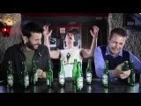 Прикольная реклама пива Heineken NEW 2014. Мужчины и чувства. HD