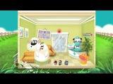 мультфильм доктор Панда#мультик для малышей hd#cartoon#