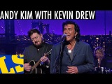 Andy Kim with Kevin Drew - Sister OK (David Letterman)