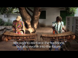 Endangered Musical Traditions in Mali: Stars of the Bobo Balafon.