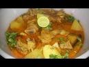 Aloo Gosht Ka Salan Meat and Potato Curry Cooking With Fouzia