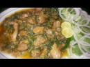 Palak Gosht Mutton Curry with Spinach