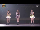 (NMB48) NMB48 Arena Tour 2015 in Osaka-jo hall (Часть 3)
