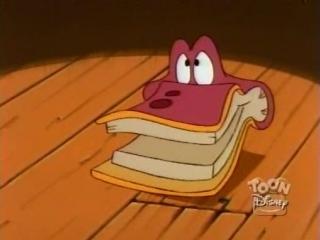 Черный Плащ 1 сезон 46 серия / Darkwing Duck 1x46 (1991 - 1995) Ведьмин день