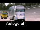 Mercedes Future Truck 2025 autonomously driving truck premiere Autogefühl