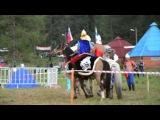 Теленгитская борьба на празднике Эл ойын 2014, Республика Горный Алтай
