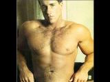 Jason West. Hunky Californian 1990s male model.