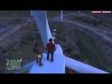 GTA 5 Online Смешные моменты 36 приколы, баги, геймплей