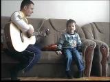 Малыш поет песню Воины Света Ляписа Трубецкого