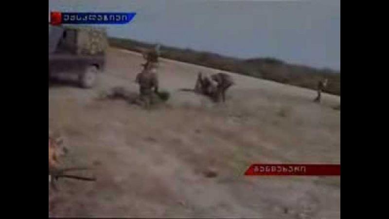 Грузинский спецназ повязали российские миротворцы!