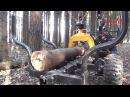 Лесовозные тележки с гидроманипуляторами COUNTRY