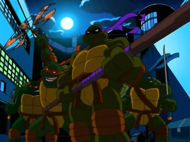 Teenage Mutant Ninja Turtles - Season 1 - Episode 1 - Things Change