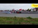 Toyota Supra MK3 Super Tuned V8 vs Opel Calibra Drift Car